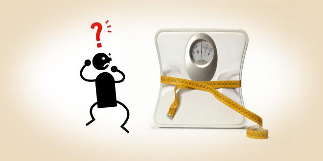 ثبات الوزن في التخسيس