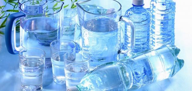 أهمية الماء في حرق الدهون